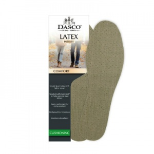 Dasco Ladies' Latex Shoe Insoles