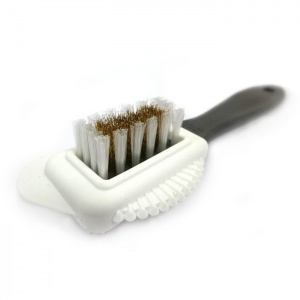 Euroleathers Combi Brush for Suede Shoe Cleaning