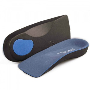 Pro11 3/4 Insoles for Plantar Fasciitis and Over-Pronation