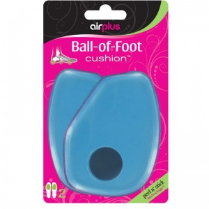 Airplus Gel Ball-of-Foot Cushions (2 Pairs)