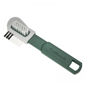 Collonil Nylon Combi Brush for Leather Cleaning