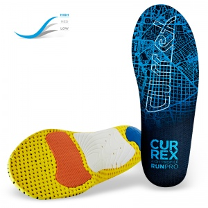 CurrexSole RunPro High Profile Dynamic Insoles
