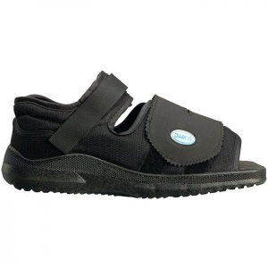Darco Med-Surg Paediatric Shoe (Black)