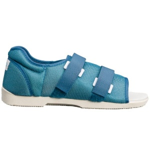 Darco Med-Surg Original Paediatric Shoe (Blue)