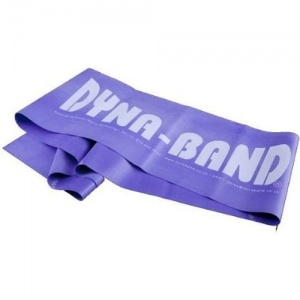 Dyna-Band Home Workout Resistance Band