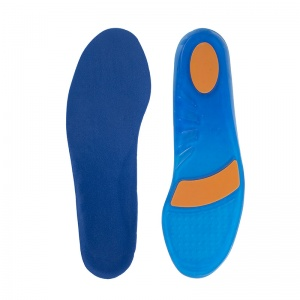 Footmedics Gel Covered Full Length  Insoles