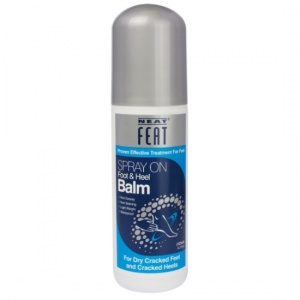 Neat Feat Spray-On Foot and Heel Balm (125ml)