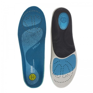 Sidas 3Feet Everyday Insoles for High Arches