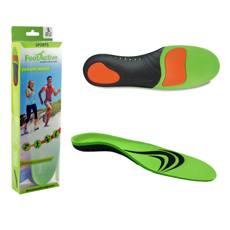 Footactive Sports Insoles - ShoeInsoles