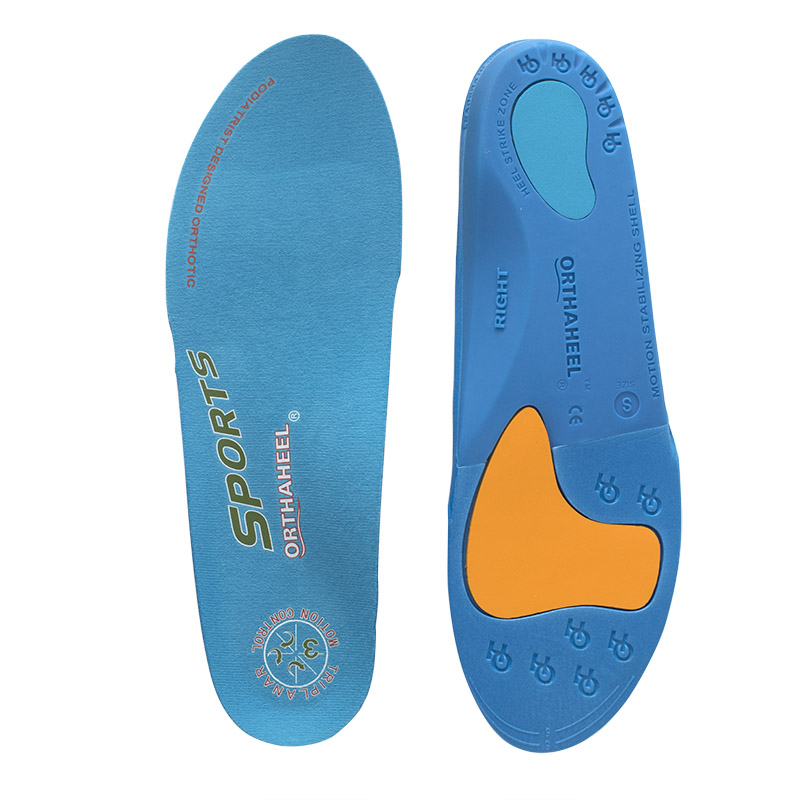 85958222620a Scholl Orthaheel Sports Full Length Insoles - ShoeInsoles.co.uk
