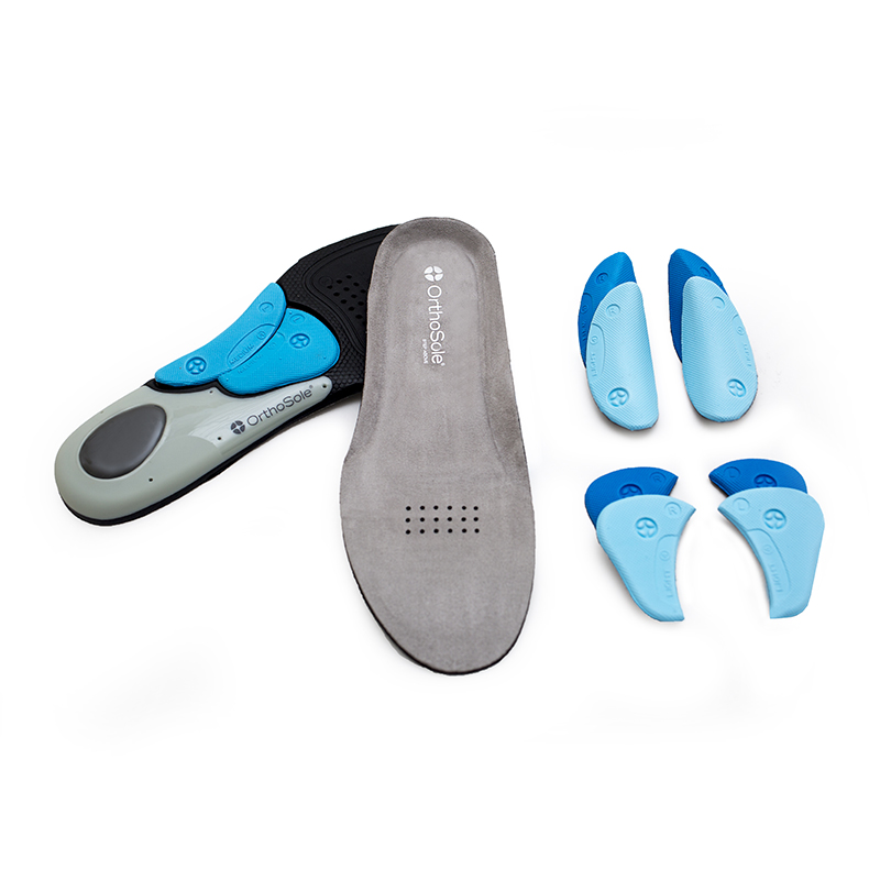 Orthsole Max Cushion Customisable Insoles