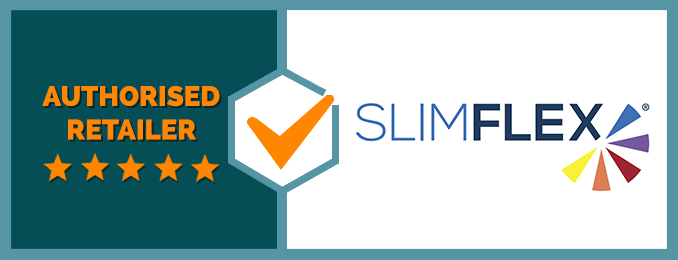 We Are an Authorised Retailer of Slimflex Products