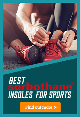Best Sorbothane Insoles for Sports