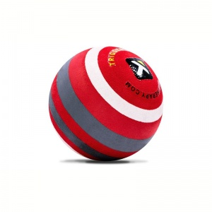 TriggerPoint MBX Black and Red Foot Massage Ball