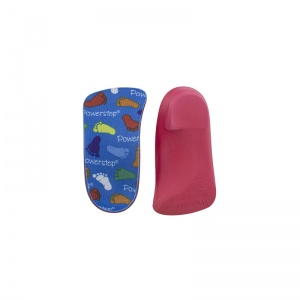 Powerstep Powerkids Paediatric 3/4 Orthotics