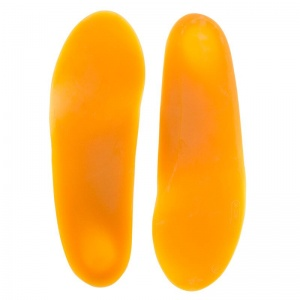 Salford Insole Orange Flexible Orthotic Insoles