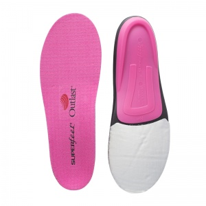 Superfeet Hot Pink Insoles
