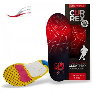 CurrexSole CleatPro Low Profile Dynamic Insoles