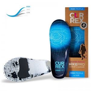CurrexSole HikePro High Profile Dynamic Insoles