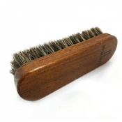 Hewitts Horse-Hair Brush for Leather Shoes