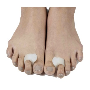 Pro11 Stay-Put Toe Separators (Pack of 2)