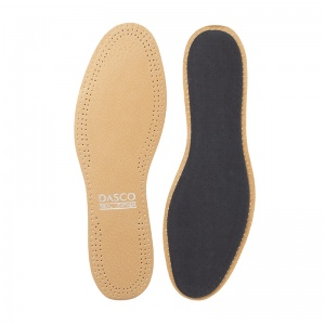 Dasco Men's Textured Leather Insoles