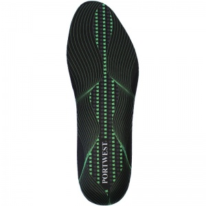 Portwest FC82 Gel Cushion Insoles with Arch Support
