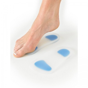 Neo G Silicone 3/4 Length Insoles
