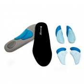 OrthoSole Men's Thin Style Full Length Shoe Insoles