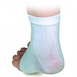 Silipos Gel Soft Skin Heel Sleeve