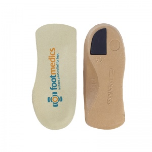 Footmedics Slimline Foot Orthotic Insoles