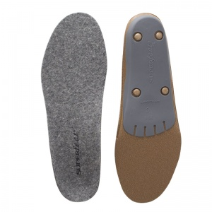 Superfeet Merino Grey Performance Insoles
