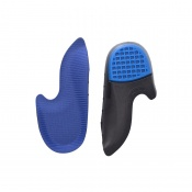 Tuli's Diamondbacks Gel Heel with Arch Supports