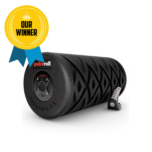 Pulseroll 4 Speed Vibrating Foam Roller