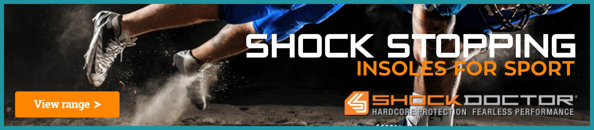 Visit our Shock Doctor Category to See Our Full Range of Shock Doctor Insoles