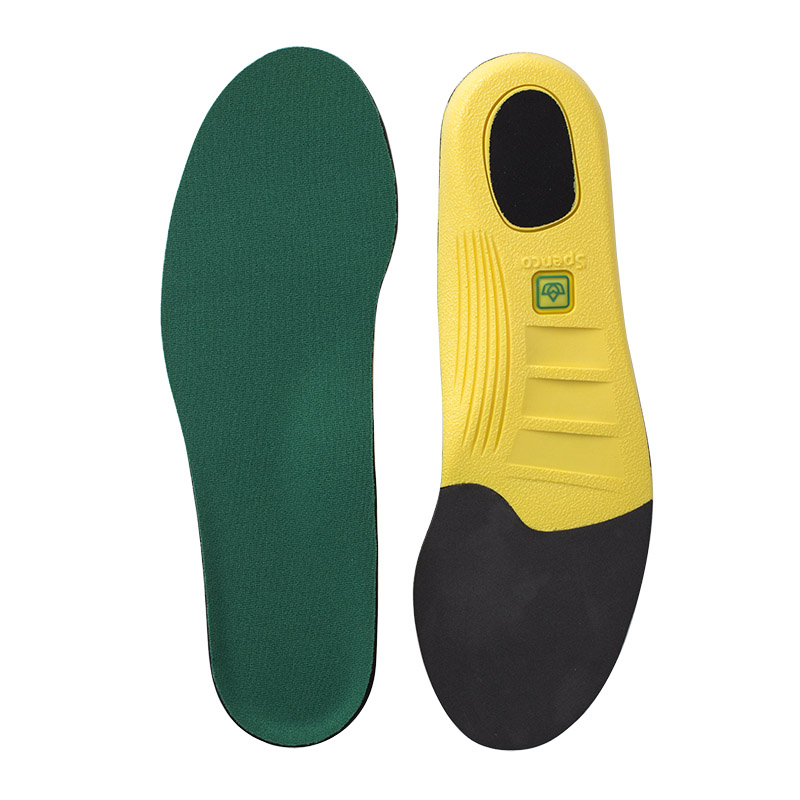 Spenco Polysorb Heavy Duty Insoles for Heavy Duty Workers