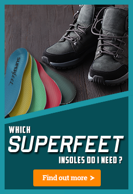 Which Superfeet Insoles Do I Need?