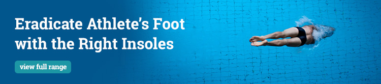 Visit Our Range of Athlete's Foot Insoles