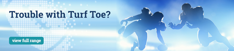 Visit our Turf Toe Category for a Full Range of Turf Toe Insoles