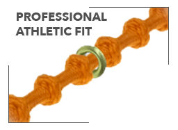 xtenex laces professional athletic fit comfort